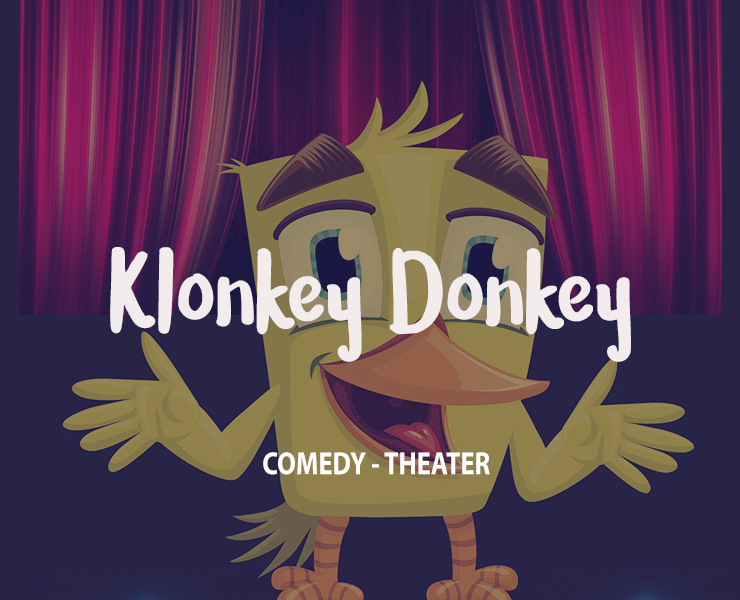 klonkey-donkey